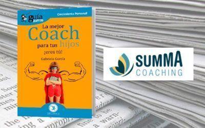 El 'GuíaBurros: La mejor coach de tus hijos' en Summa Coaching