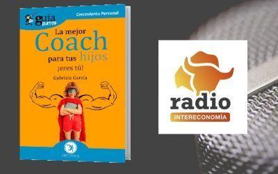 La experta habla de coaching para niños en 'Antes De Que Amanezca'