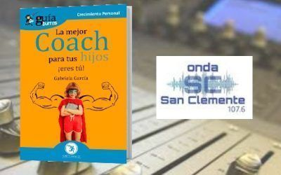 El 'GuíaBurros: La mejor coach para tus hijos eres tú' en Onda San Clemente
