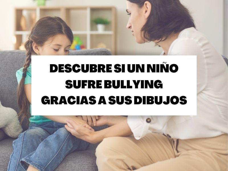 ¿Cómo saber si un niño sufre bullying a través de sus dibujos?