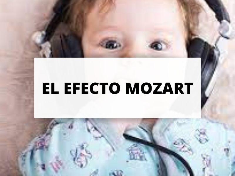 ¿Nos hace más inteligentes el Efecto Mozart?